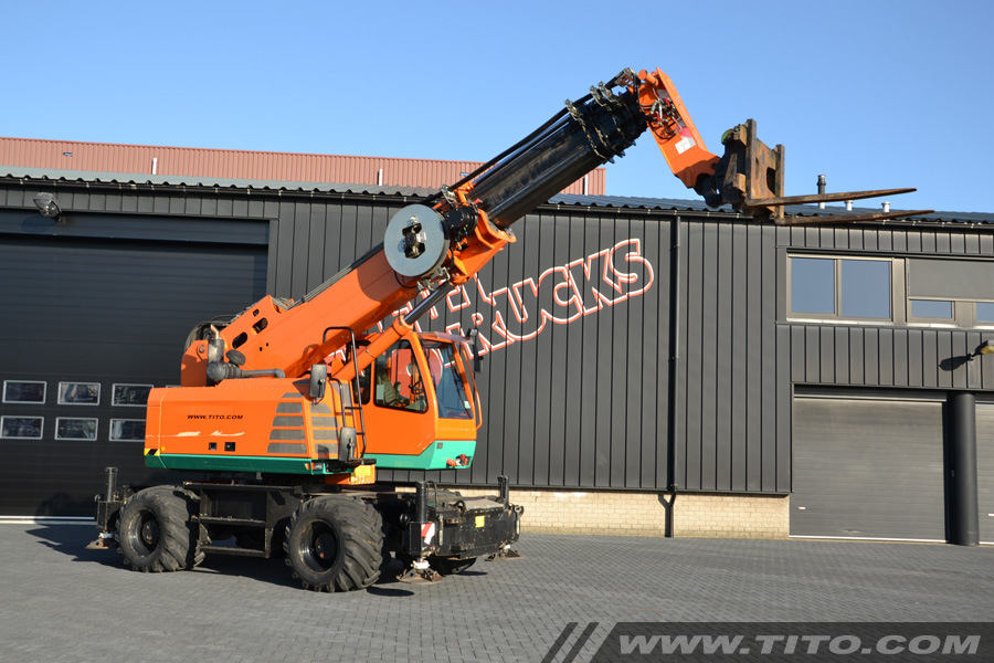 Used Sennebogen 608MH for sale | Tito Lifttrucks