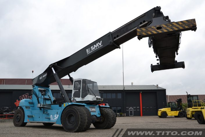 Reachstackers Amp Big Forklifts Tito Lifttrucks Reachstacker