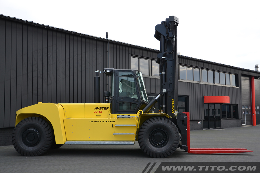 hyster h32xm 12 forklift for sale tito lifttrucks. Black Bedroom Furniture Sets. Home Design Ideas