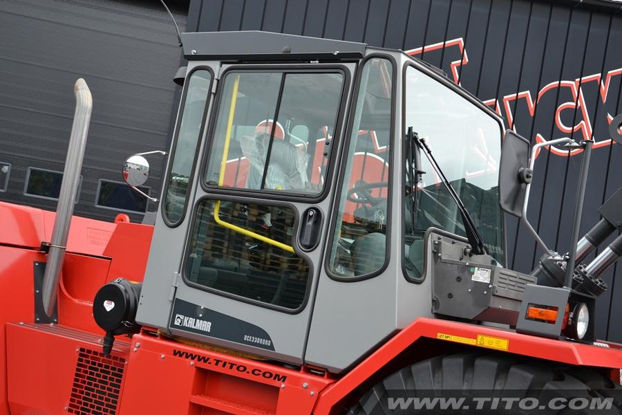 33 ton Kalmar RORO FORKLIFT FOR SALE