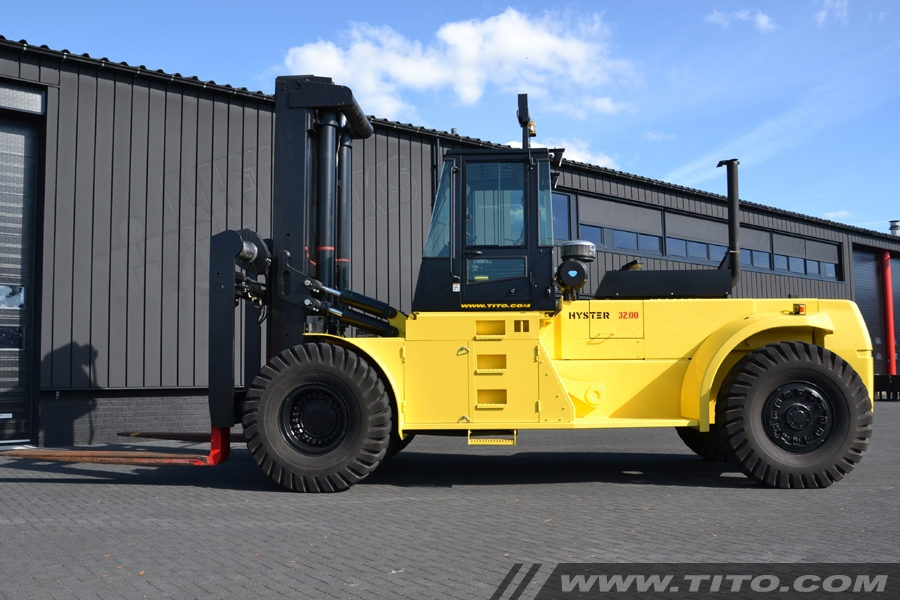 Used Hyster H32.00F for sale