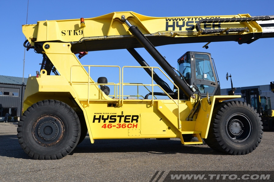 Hyster Reach Stacker RS46-36CH