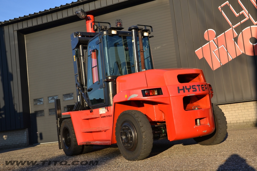 Hyster forklift H12.00XM