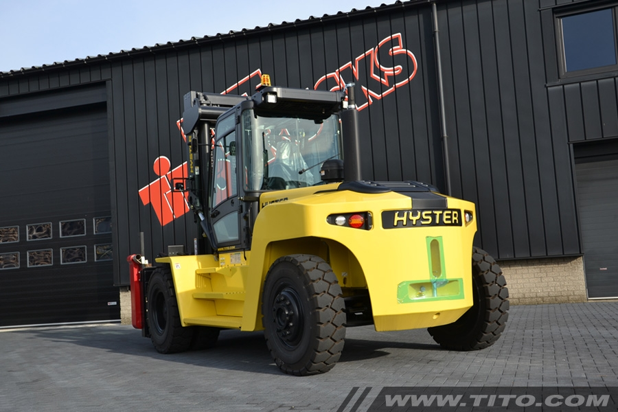 Hyster H16XM-6 Advance 16 tonne forklift for sale