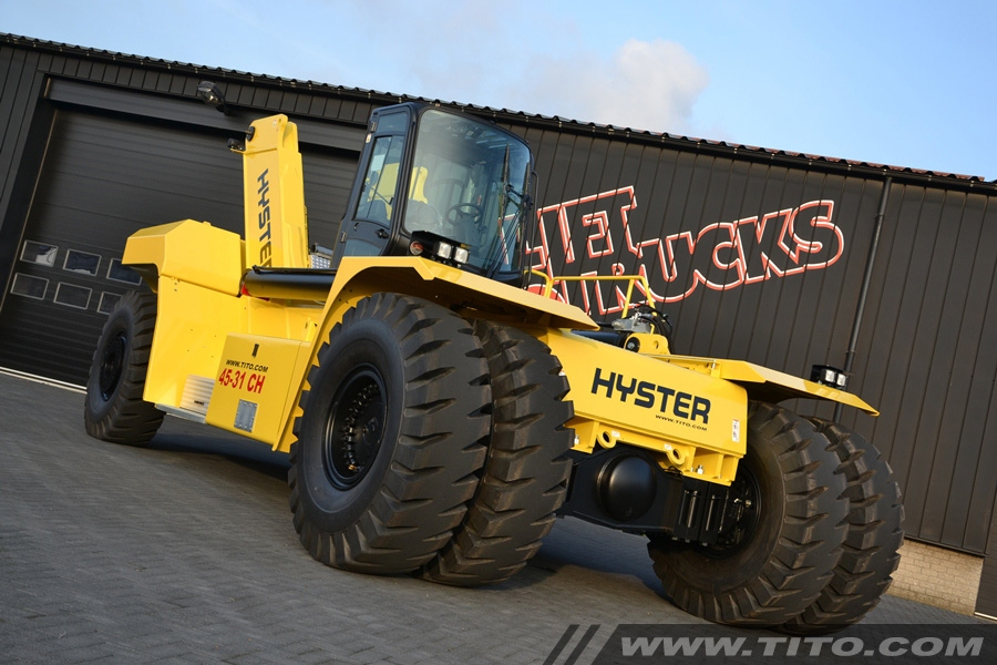 New Hyster Reach Stacker RS45-31CH