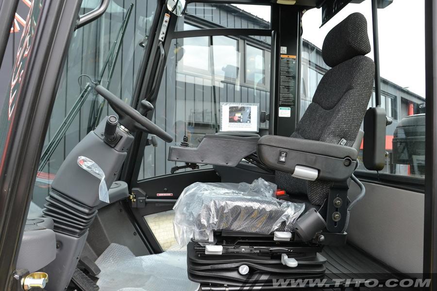 sold // 32t Hyster forklift H32XM-12 for sale