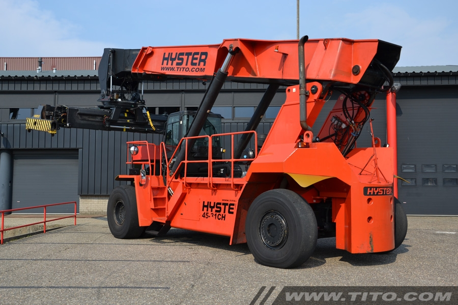 Used 45 ton Reach Stacker for sale
