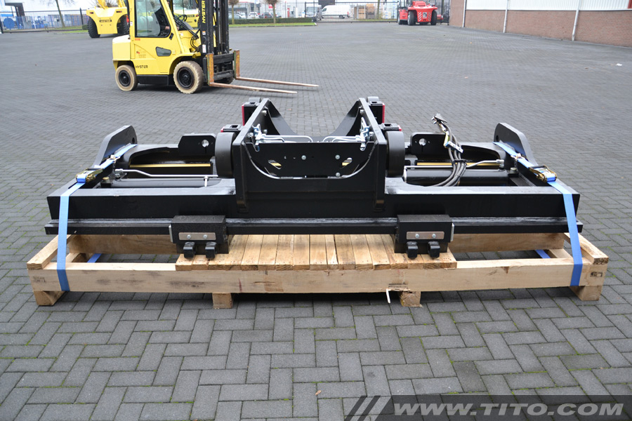 25 ton Hyster side-shift / fork-positioner carriage for sale
